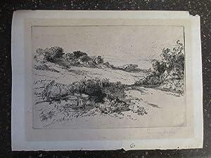WATER MEADOW / WINDMILL HILL NO. 1: Seymour-Haden, Francis