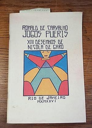 Jogos Pueris: Ronald de Carvalho