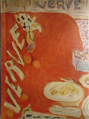 VERVE. THE FRENCH REVIEW OF ART. VOLUME ONE NUMBER THREE (October-December)