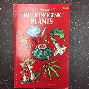 HALLUCINOGENIC PLANTS. A GOLDEN GUIDE: Schultes Evans, Richard.;