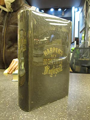 HARPER'S NEW MONTHLY MAGAZINE. VOLUME III. JUNE: Melville, Herman