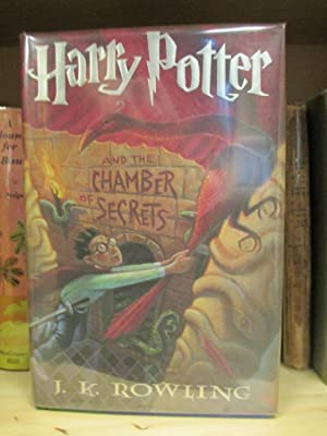 HARRY POTTER AND THE CHAMBER OF SECRETS [HARRY POTTER #2] [SIGNED]