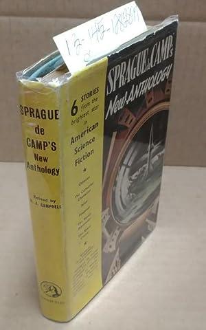 Sprague de Camp's New Anthology of Science: Campbell, H.J. (editor)