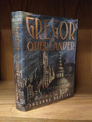 GREGOR THE OVERLANDER [SIGNED]: Collins, Suzanne