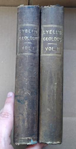 Principles of Geology [2 volumes]