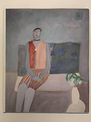 JOY LAVILLE: RETROSPECTIVA [INSCRIBED by Lozano]