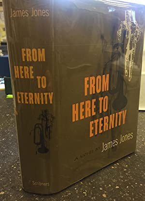 FROM HERE TO ETERNITY [SIGNED]: Jones, James