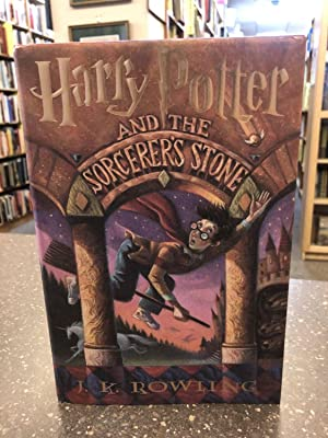 HARRY POTTER AND THE SORCERER'S STONE [SIGNED]