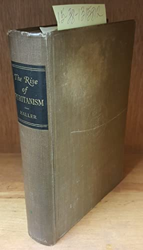 The Rise of Puritanism [inscribed]
