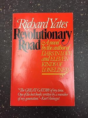 REVOLUTIONARY ROAD: Yates, Richard