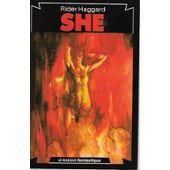 SHE: RIDER HAGGARD