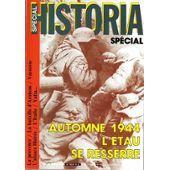 HISTORIA N°454HS automne 1944 l'etau se reserre: COLLECTIF