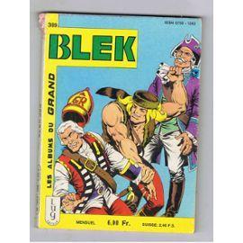 BLEK 389: collectif