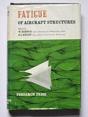 International Series of Monographs in Aeronautics and: Barrois, W /
