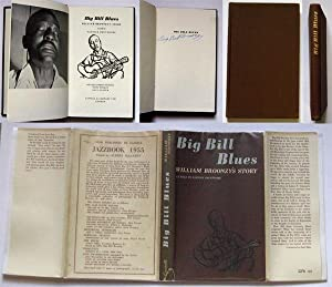 Big Bill Blues: William Broonzy's Story as: Broonzy, William (as