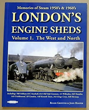 Memories of Steam 1950s & 1960s: London's: Griffiths, Roger /