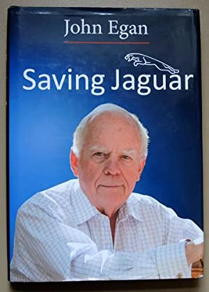 Saving Jaguar (Signed Copy)