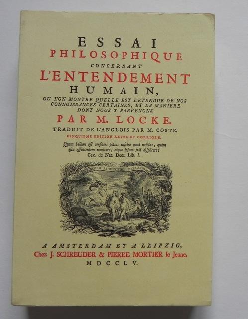 Essai De John Locke