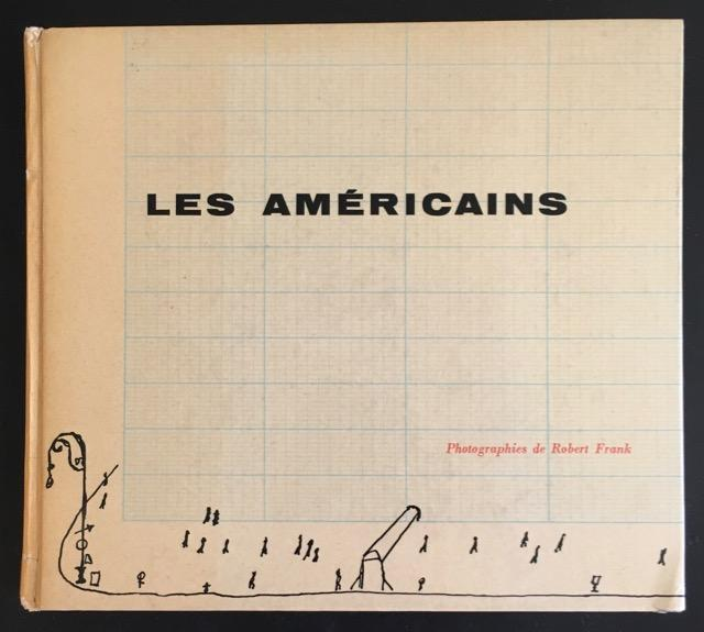 Les Americains By Robert Frank Abebooks
