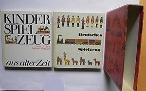 Kinderspielzeug aus alter Zeit.: Gröber, Karl /