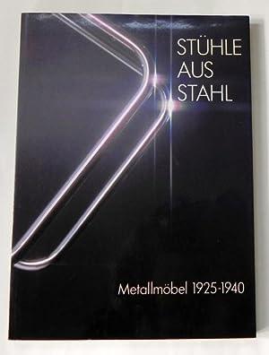 Stühle aus Stahl. Metallmöbel 1925-1940.: Geest, Jan von