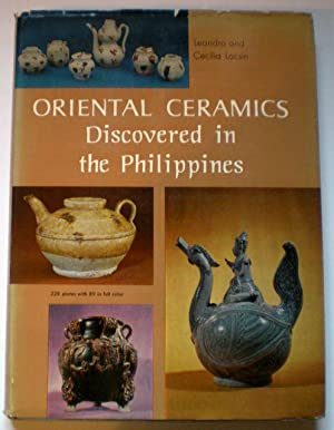 Oriental Ceramics Discovered in the Philippines.