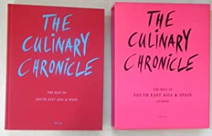 The Culinary Chronicle. The best of South East Asia & Spain.
