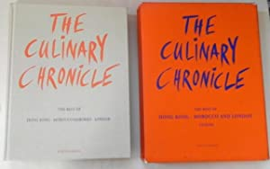 The Culinary Chronicle. Food for Friends, Bd. 1. The best of Hong Kong - Morocco/Marokko - London.