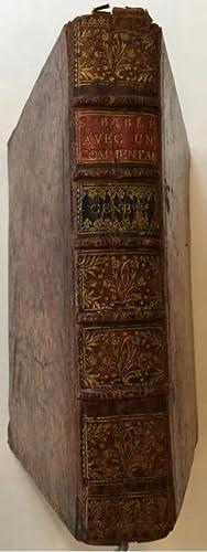La Sainte Bible ou le vieux et