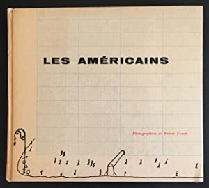 Les Américains. Photographies de Robert Frank.: Frank, Robert