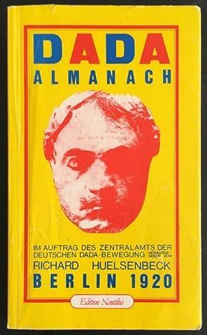 Poetische Aktion. Dada Almanach.: Huelsenbeck, Richard (Hrg.)