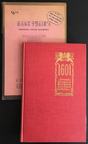 "Mark Twain's delightfully wicked Masterpiece ""1601"" (Date,: Twain, Mark /"