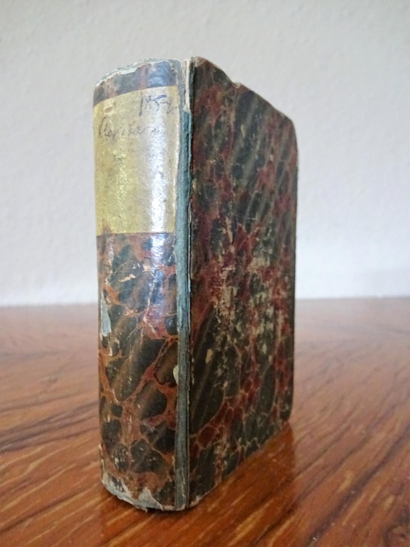 Messias, 5.-10. Teil (= Neue Miniatur-Bibliothek der: Klopstock Friedrich Gottlieb,