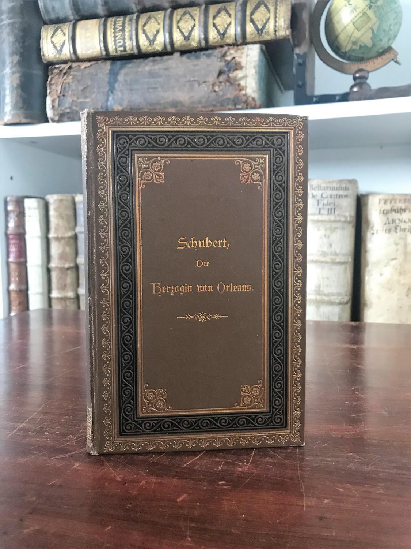 Erinnerungen aus dem Leben Ihrer königlichen Hoheit: Schubert Gotthilf Heinrich