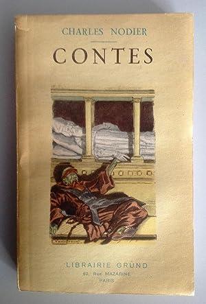 Contes et Nouvelles (= La Bibliotheque Precieuse).: Nodier Charles,