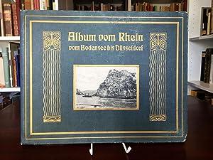 Album vom Rhein vom Bodensee bis Düsseldorf