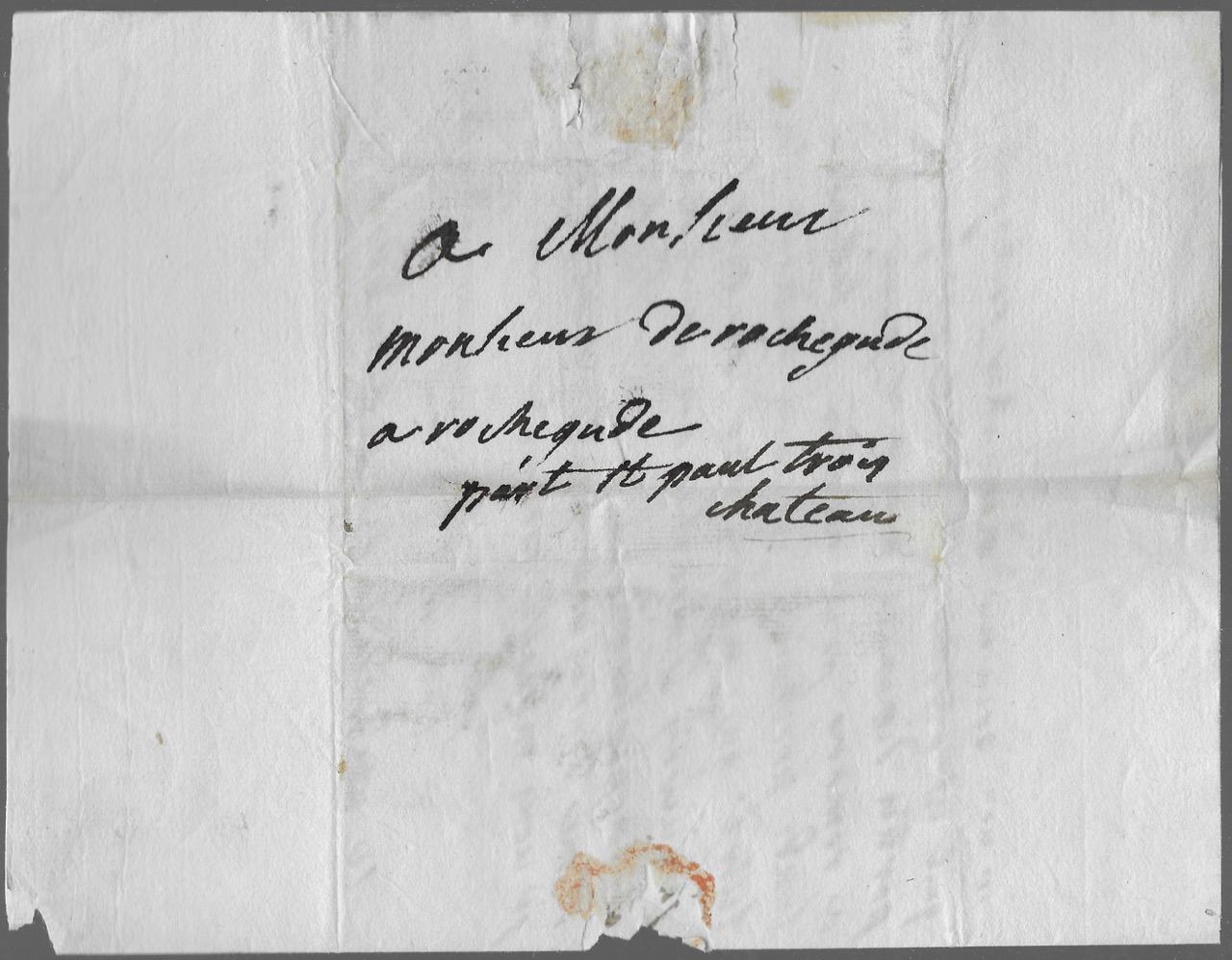 Lettre_autographe_signée_DU_PUYMONTBRUN_Marquis_Très_bon