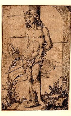 Saint Sébastien à la colonne: DURER Albrecht