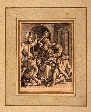 Jésus outragé: DURER Albrecht