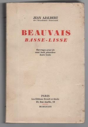 Beauvais Basse-lisse