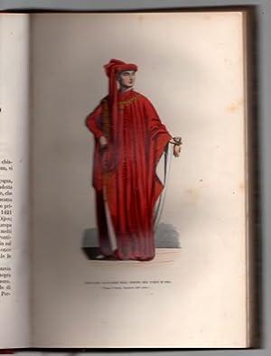 Descrizione storica degli ordini cavallereschi.: CIBRARIO Luigi