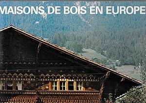 Maisons de bois en Europe: Makoto Suzuki et
