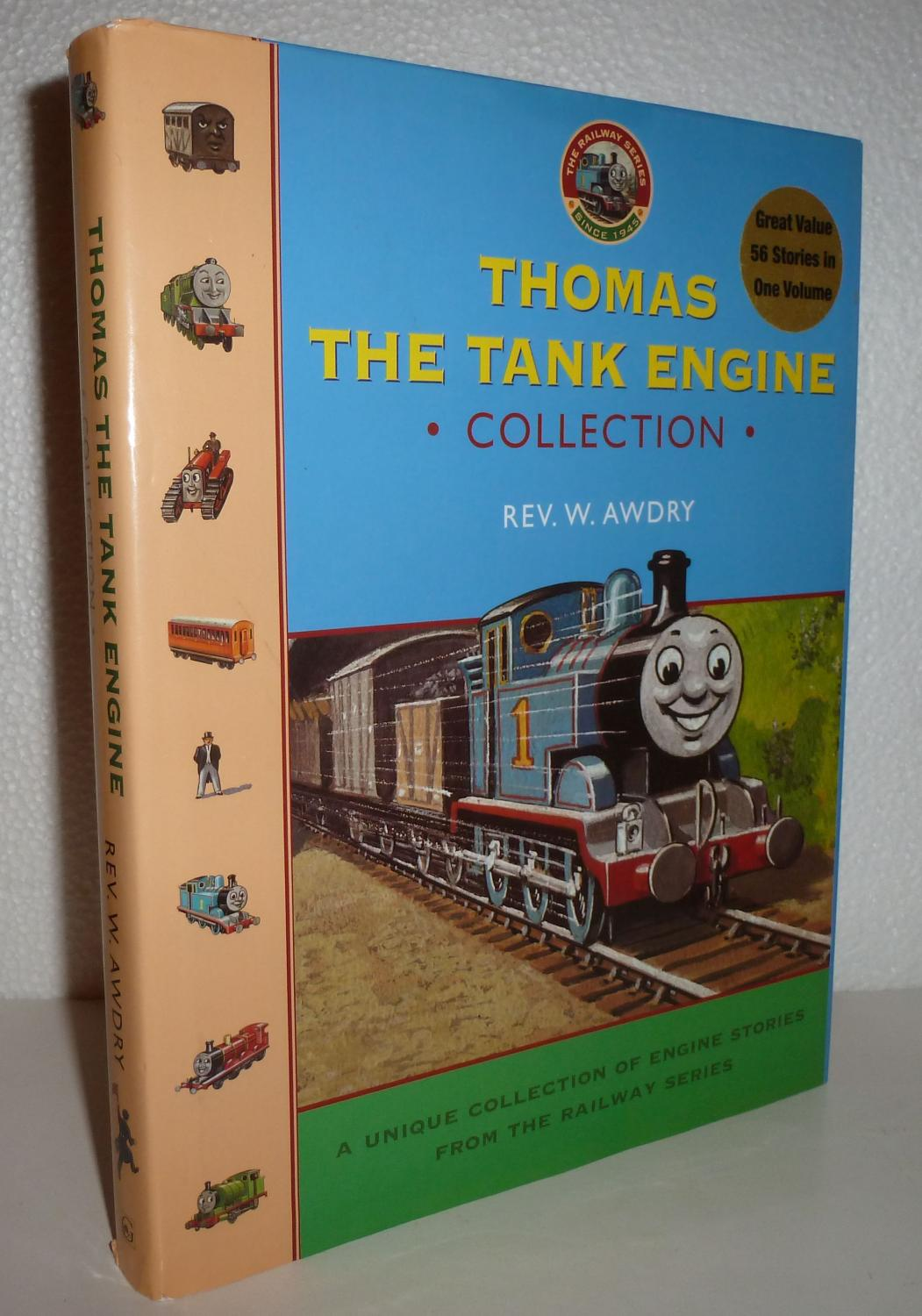 Thomas the Tank Engine Collection: A Unique