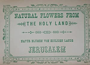 Natural Flowers from the Holy Land: Mitchell, C. E.
