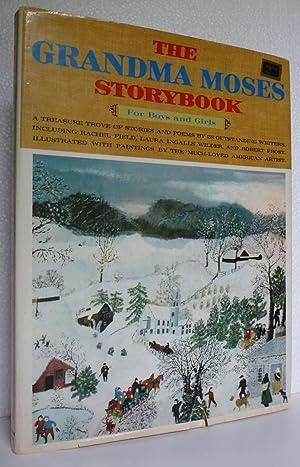 Grandma Moses Storybook: Kramer, Nora & Kallir, Otto