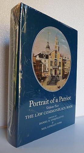 Portrait of a Patriot: The Major Political: Coquillette, Daniel R