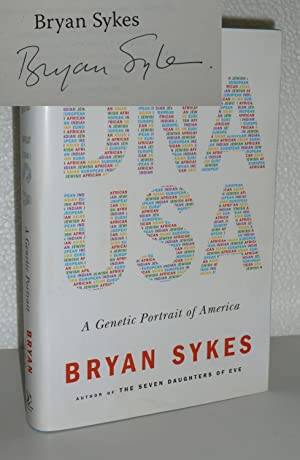 DNA USA : A Genetic Portrait of America: Sykes, Bryan