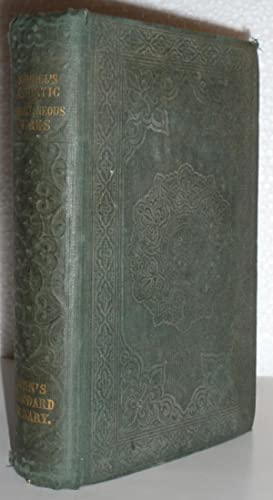 The aesthetic and miscellaneous works of Frederick von Schlegel: Millington, E.J.