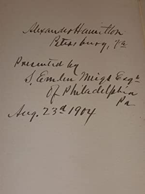 Greater America: Colquhoun, Archibald R.