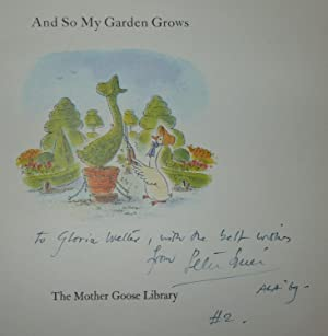 And So My Garden Grows: Spier, Peter